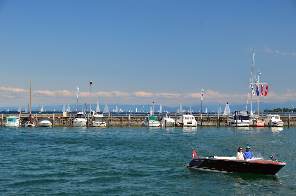 Bodenseewoche 2014 Harbourrace